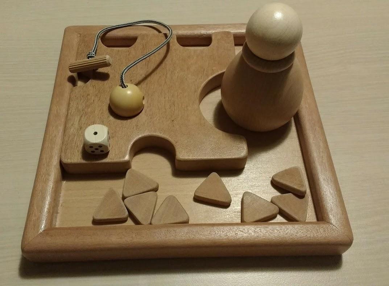 jeu de réflexe : le chat et la souris